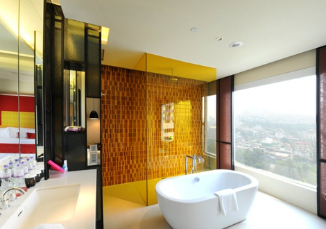 客室 Mode Sathorn Hotel Bangkok