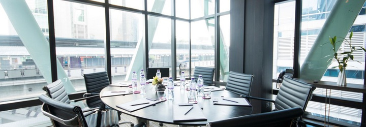 Boardroom Mode Sathorn Hotel Bangkok